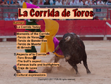 Spanish Cultural Unit: La corrida de toros - Bullfighting