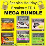 Spanish Culture Breakout EDU Bundle