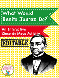 Cinco de Mayo - What Would Benito Juarez Do?