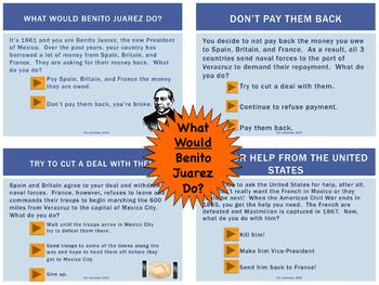 Cinco de Mayo - What Would Benito Juarez Do?