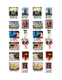 Spanish Culture Extra Credit Stamps