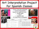Spanish Art Interpretation Project