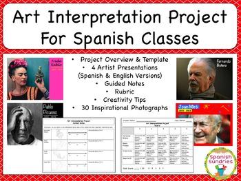 Spanish Art Interpretation Project