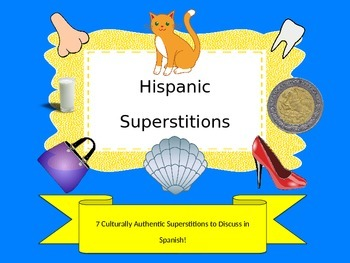Spanish Culture:  Hispanic Superstitions