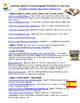 Spanish Culture Activities and Events & Authentic Resource