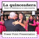Spanish Culture - La Quinceañera / Sweet 15 in Latin America