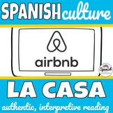 Spanish Culture: La casa webquest