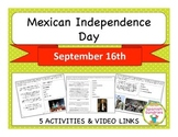 Spanish Culture:  Mexican Independence Day
