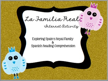 Spanish Culture: Royal Family Internet Activity