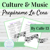 Spanish Grammar and Culture through Music for Commands