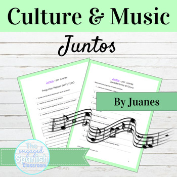 "Spanish Future Tense and Colombian Culture through Music: ""Juntos"" by Juanes"