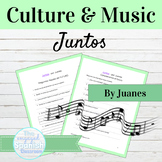 Spanish Future Tense and Colombian Culture through Music