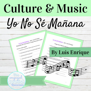 Spanish Future Tense and Culture through Music
