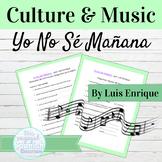 Spanish Future Tense and Culture through Music