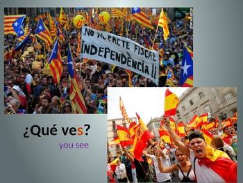 Spanish Current Events: Catalonia