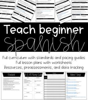 International baccalaureate unit plans resources lesson plans spanish curriculum lessons spanish curriculum lessons saigontimesfo