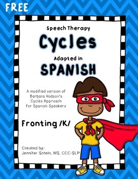 Spanish Cycles for Fronting /K/