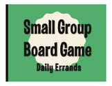 Spanish Daily Errands Board Game