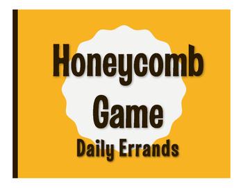 Spanish Daily Errands Honeycomb