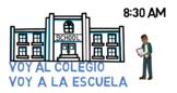 Spanish - Daily activities