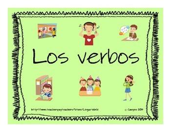 Spanish DailyVerbs