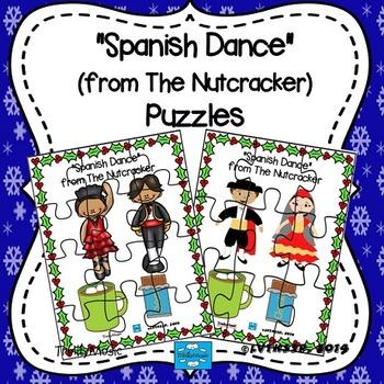 Spanish Dance (from The Nutcracker)