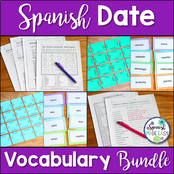 Spanish Date Bundle