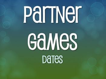 Spanish Dates Partner Games
