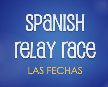 Spanish Dates Relay Race