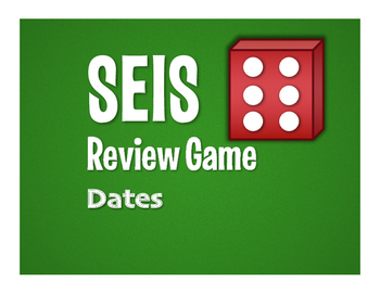 Spanish Dates Seis Game