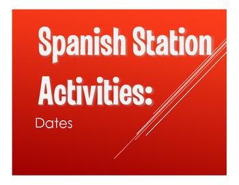 Spanish Dates Stations