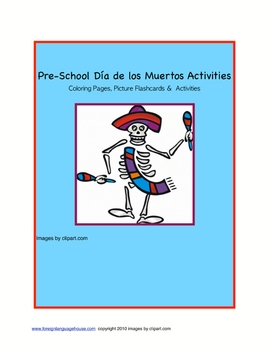 Spanish Day of the Dead Activities for Young Children
