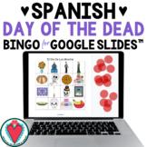 Spanish Day of the Dead - Bingo Game for Google Slides - D