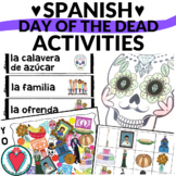 Spanish Day of the Dead Activities | Día de los Muertos Bundle