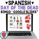 Spanish Day of the Dead Bundle - Word Search, Crossword & Bingo