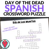 Day of the Dead Activity - Dia de Los Muertos - Spanish Cr