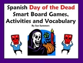 Spanish Day of the Dead / Dia de los Muertos Games and Vocabulary