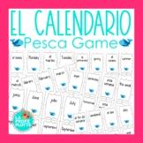 Spanish Days, Months, Seasons, and Calendar Vocabulary Pes