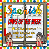 Spanish Days of the Week Powerpoint
