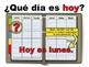 Spanish Days of the Week Oral Practice ¿Qué día es hoy?