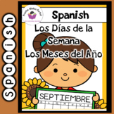 Beginning Spanish Days of the Week  and Months of they Year