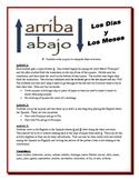 Spanish Days & Months Partner Activities (Speak, Read, Listen, Write)