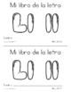 Spanish Decodable Books {Libros decodificables del alfabeto} - Book 26: Ll ll