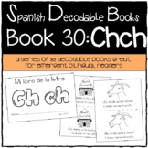 Spanish Decodable Books {Libros decodificables del alfabet