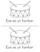 Spanish Decodable Books  {Libros decodificables del alfabeto} - Book 8: Tt