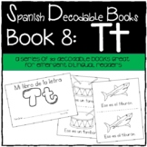 Spanish Decodable Books  {Libros decodificables del alfabe