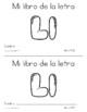 Spanish Decodable Books  {Libros decodificables del alfabeto} - Book 9: Ll