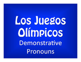 Spanish Demonstrative Pronoun Olympics