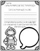 In Spanish / Describing Fairy Tales Characters {Caperucita Roja}