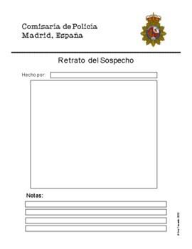 Spanish Ser and Tener Vocabulary Description Game
